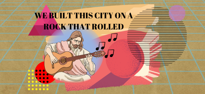 We Built This City on a Rock that Rolled
