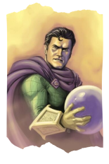 Bruce Campbell as Mysterio